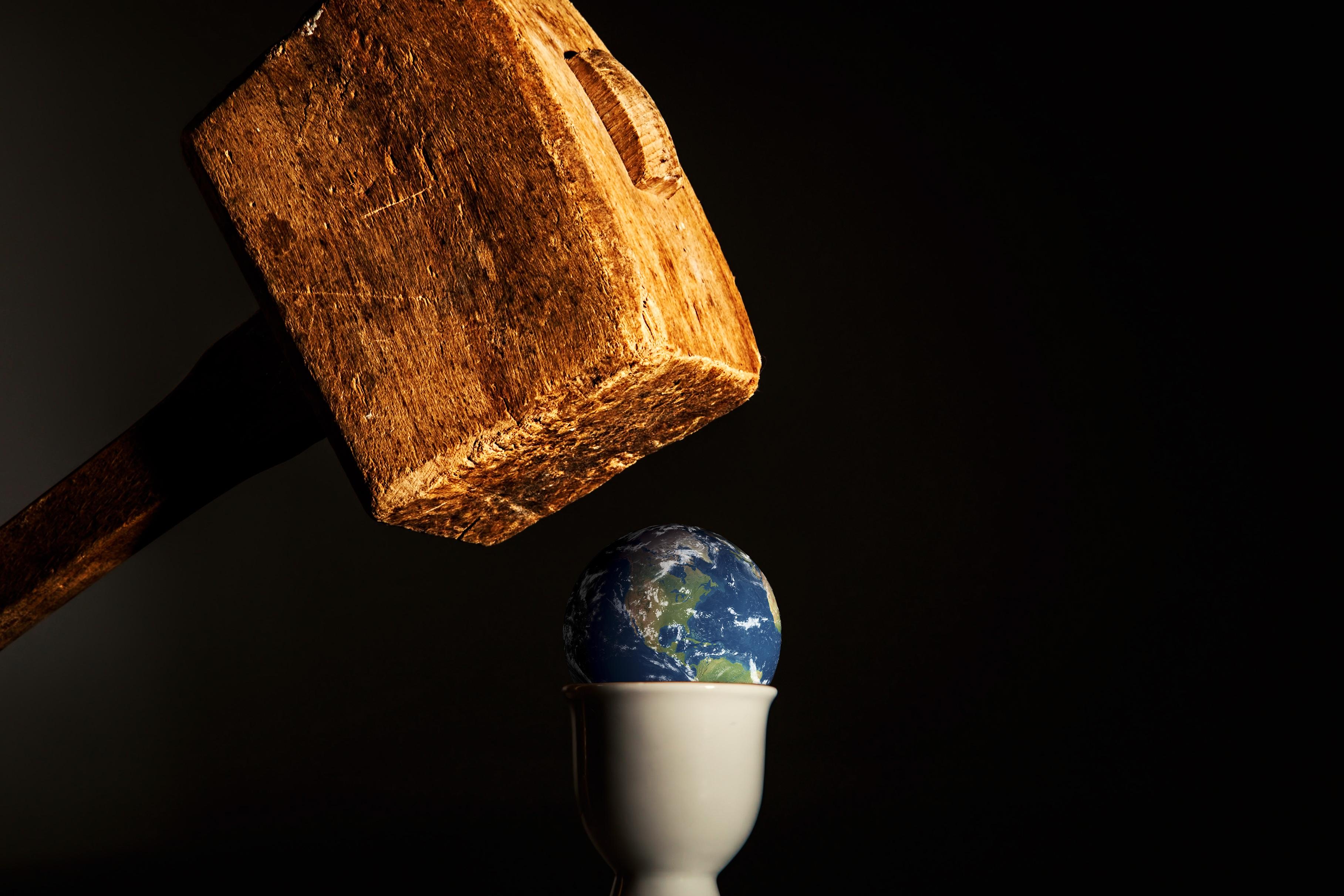 Internationaler Weltschöpfungstag bereits im August: Eine Welt ist nicht genug. Foto: pixabay, 22612