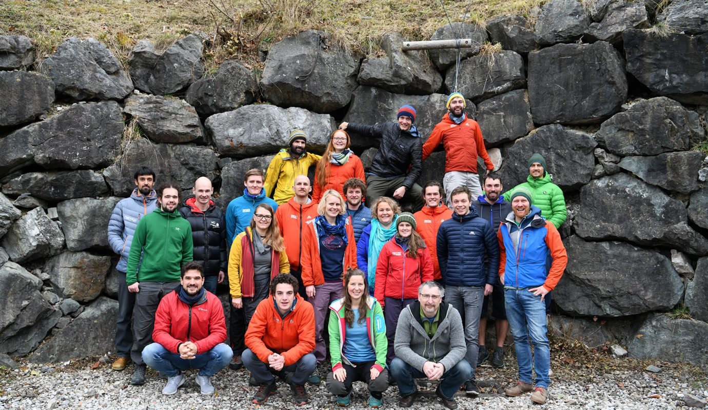 Alpenvereinsjugendtreffen mit JDAV