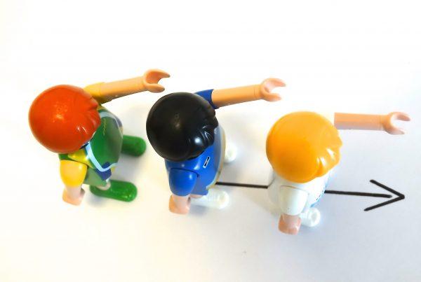 Spiel für Gruppen