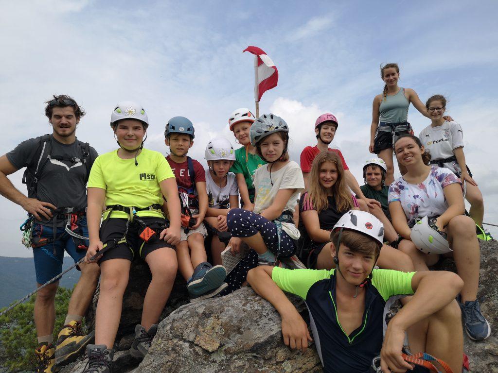 Alpenvereinsjugend Euratsfeld
