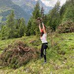 Umweltbaustelle Alpenvereinsjugend